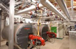 Stockethill Energy Centre - Internal